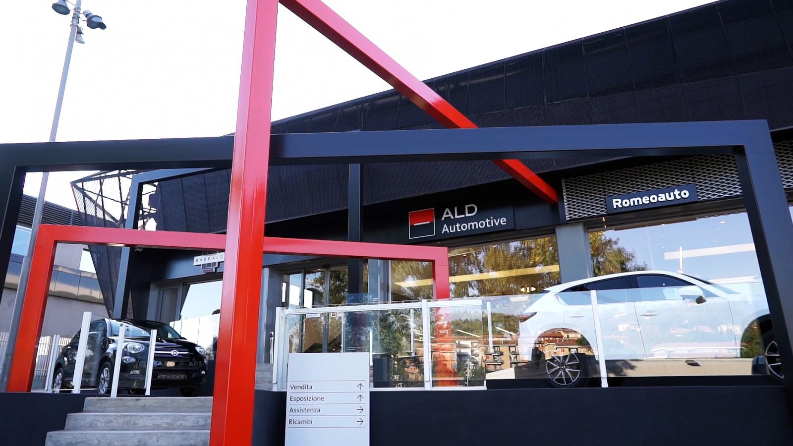 Romeoauto District di Ald Automotive