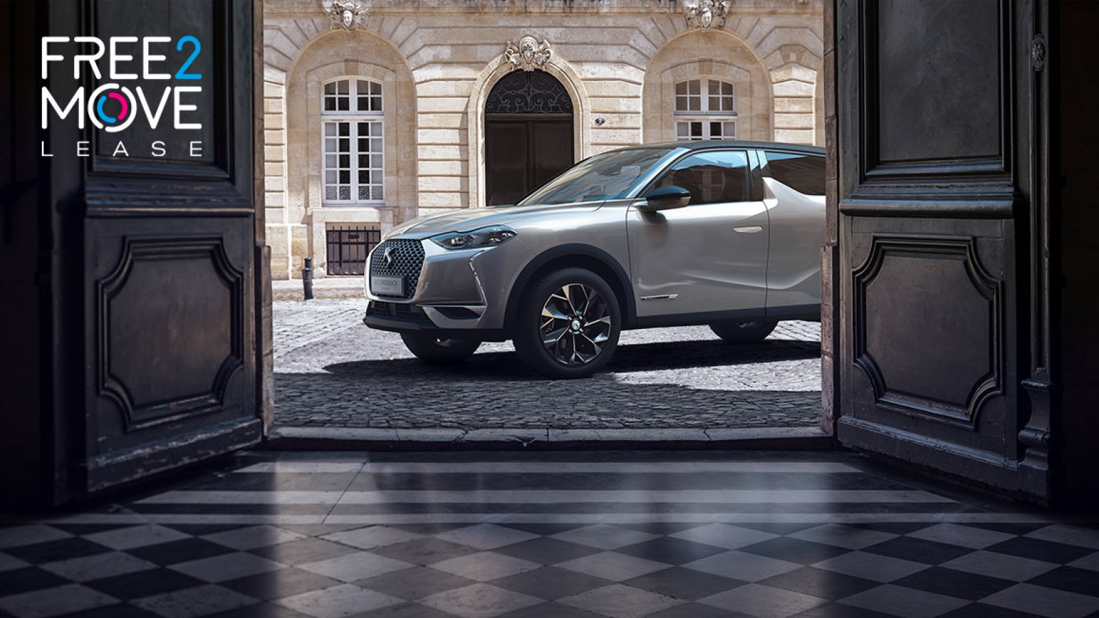 DS 3 Crossback E-Tense - Noleggio Business