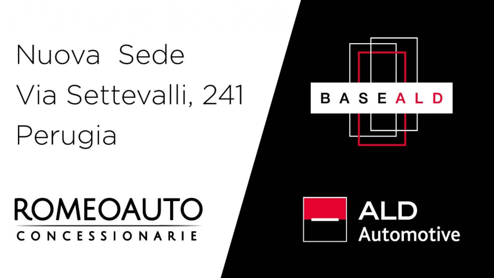 Noleggio Lungo Termine: Romeoauto BASE ALD AUTOMOTIVE per l'Umbria