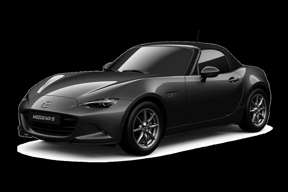 Mazda - Mazda MX-5 Soft Top