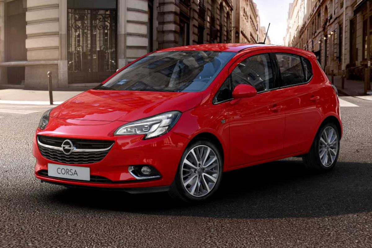Opel - Corsa 5 Porte