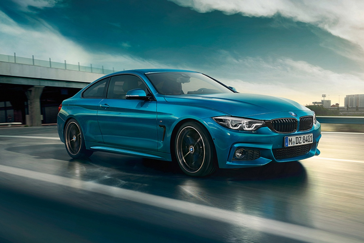 Bmw Serie 4 Coupe'
