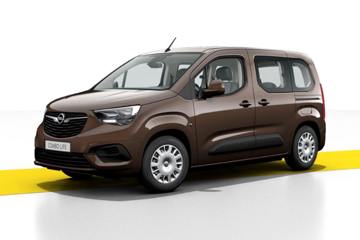 Opel - Nuovo Combo Life
