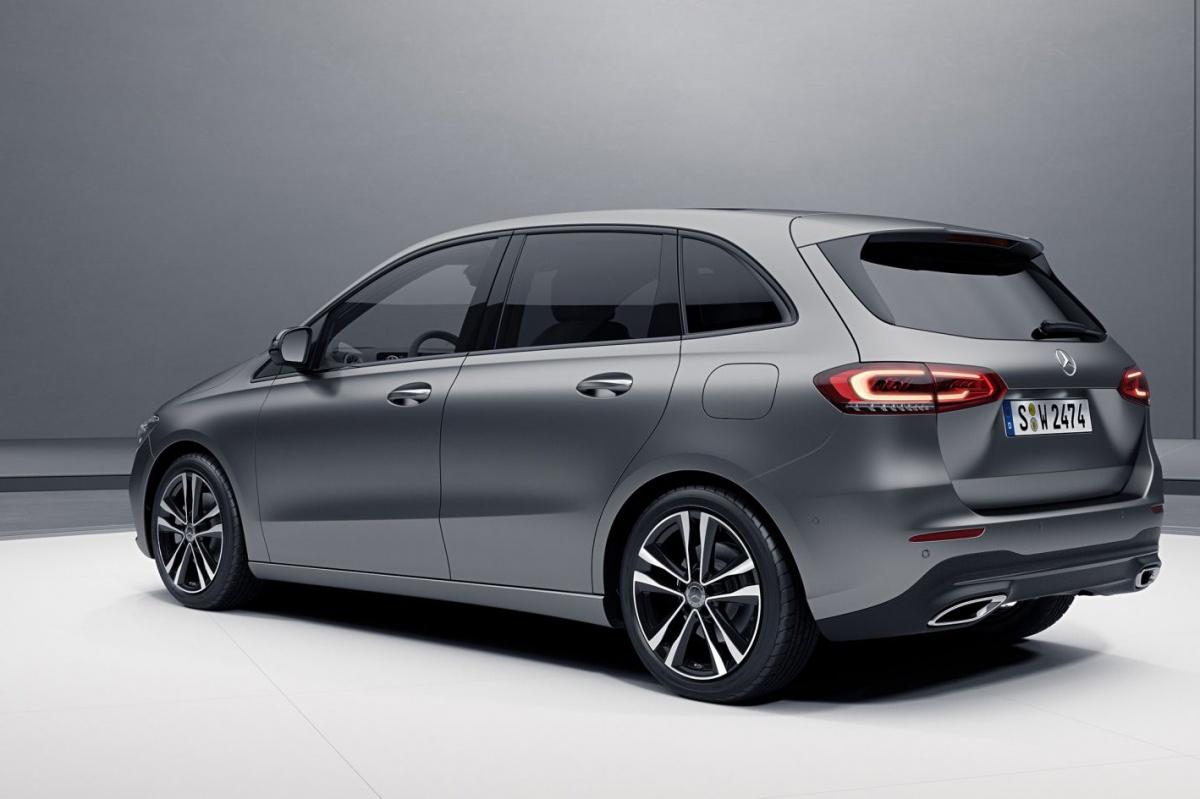 Mercedes-benz Classe B