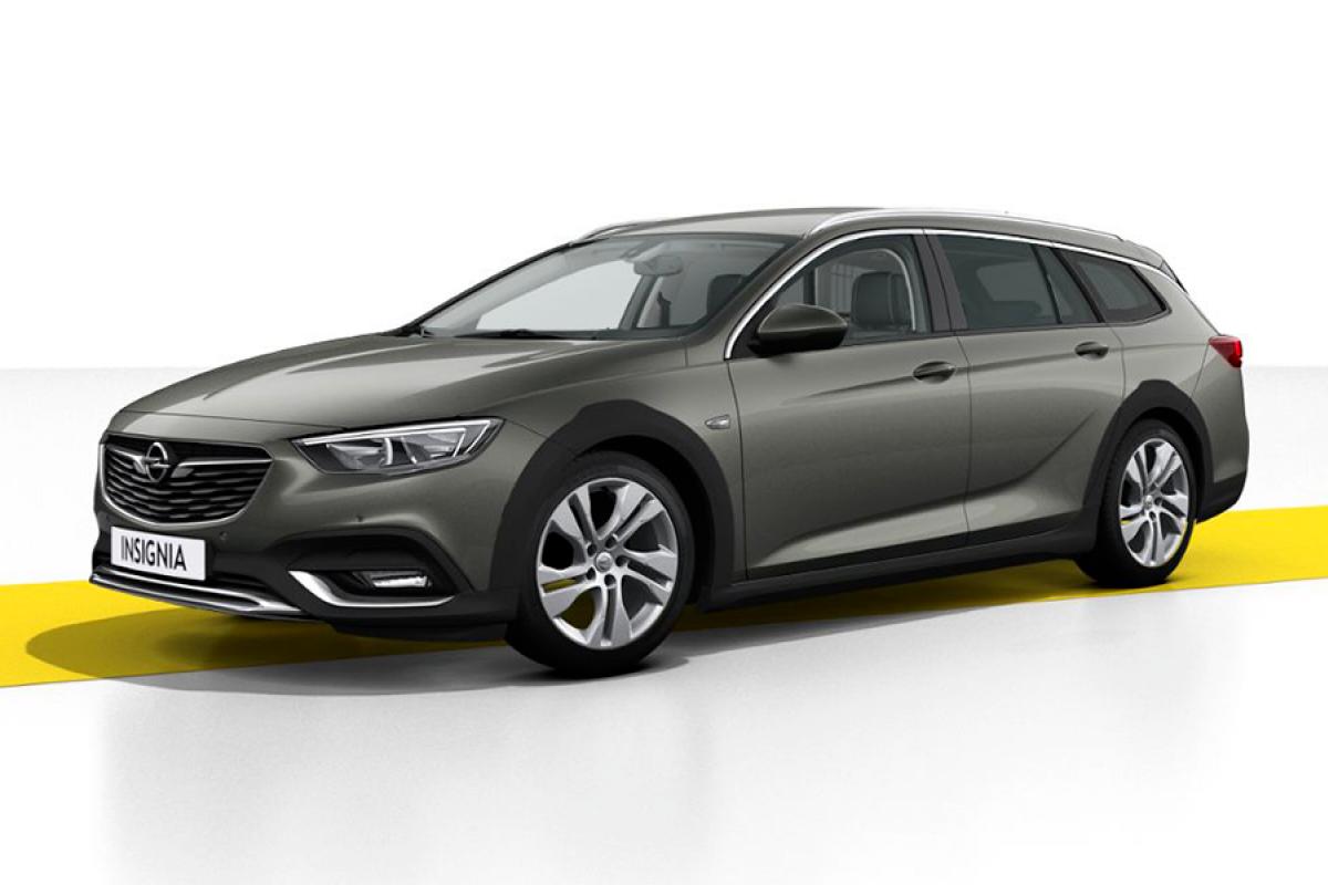 Opel - Insignia Country Tourer