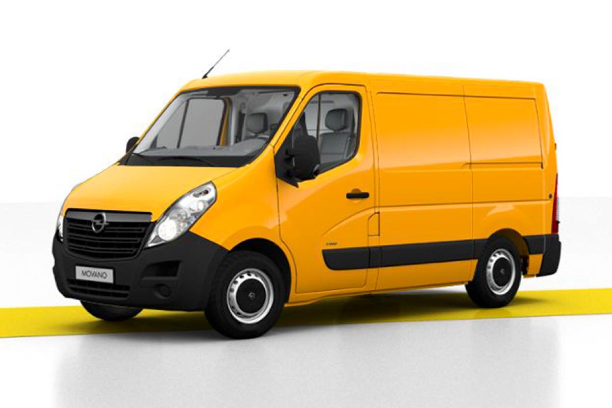 Opel - Movano Van