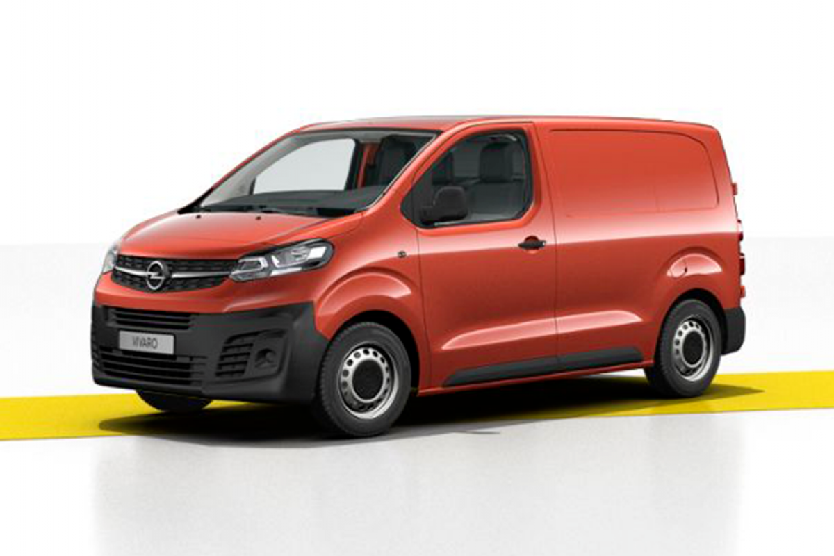 Opel - Nuovo Vivaro