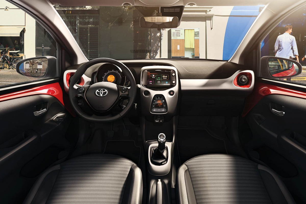 Toyota Aygo Connect