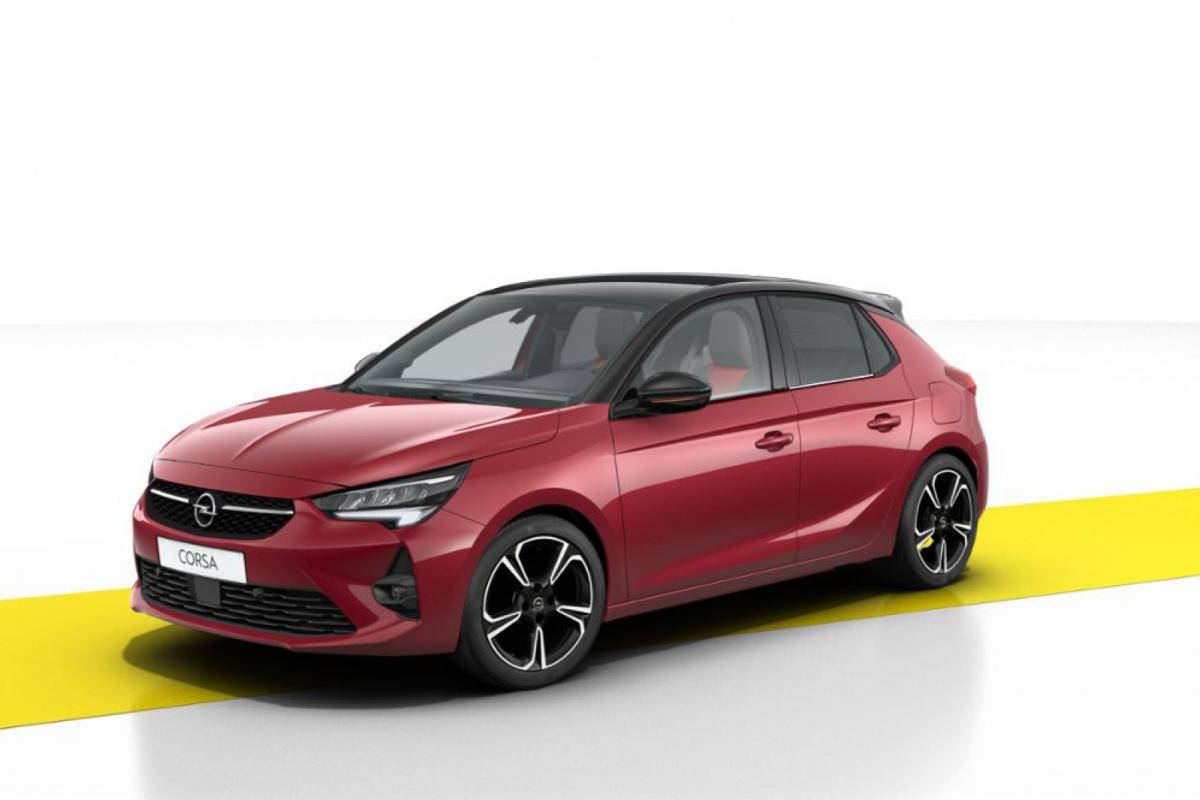 Opel - Nuova Corsa
