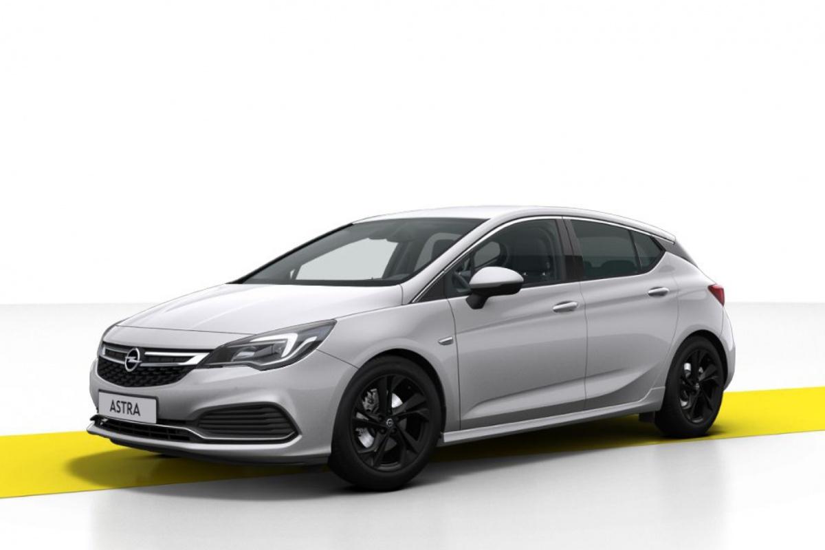 Opel - Astra 5 Porte