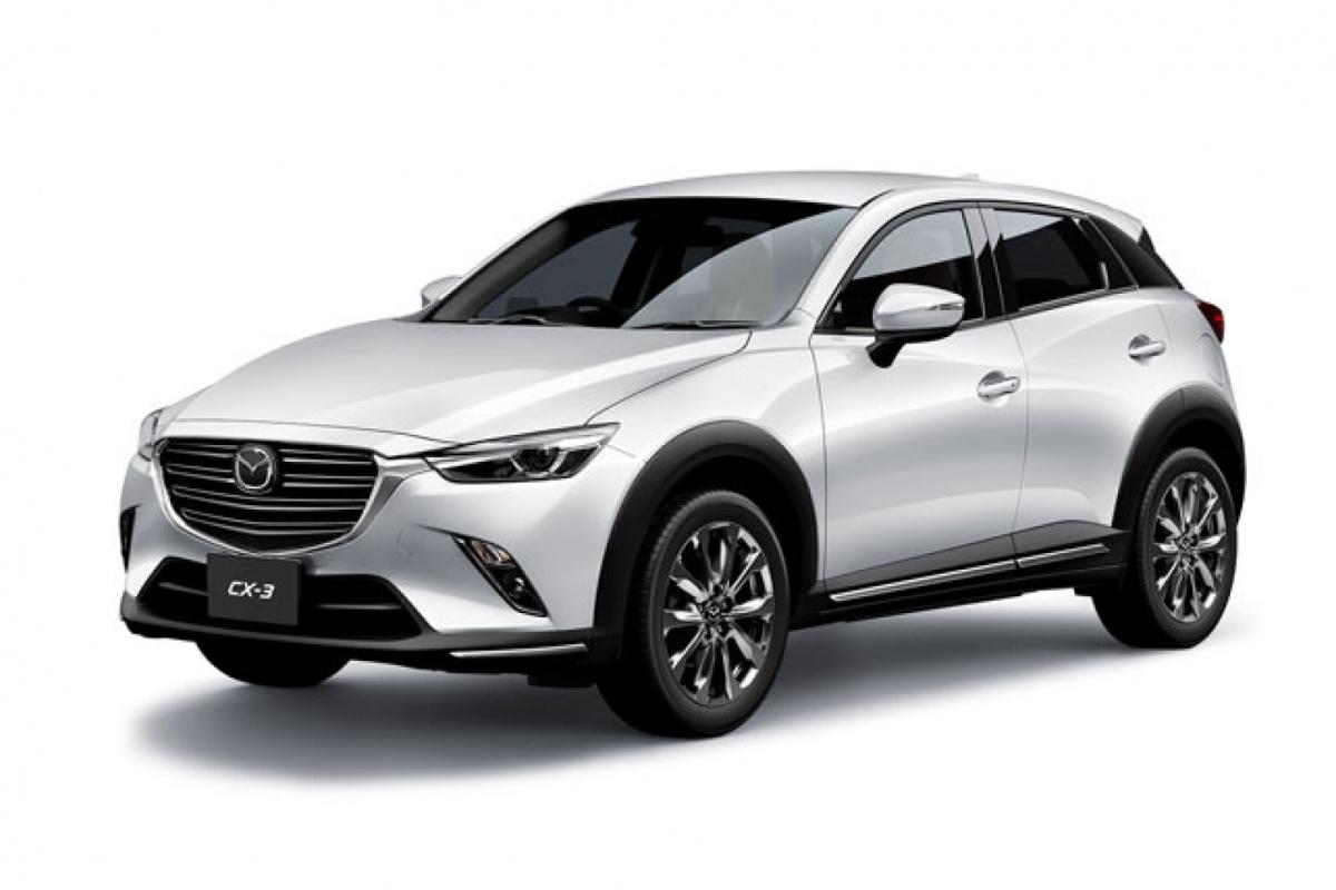 Mazda - Mazda CX-3