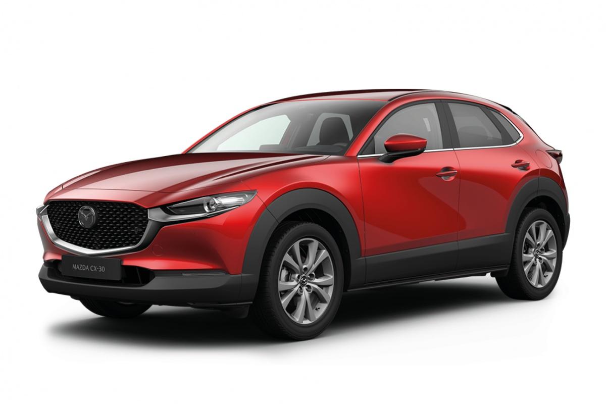 Mazda - Mazda CX-30
