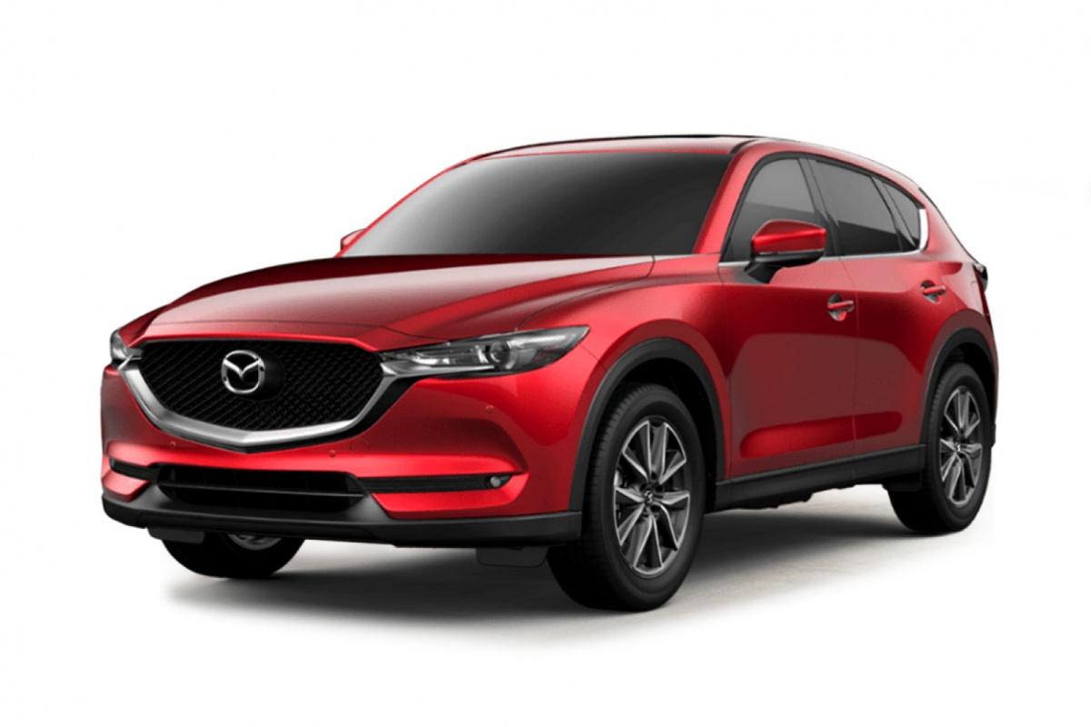 Mazda - Mazda CX-5