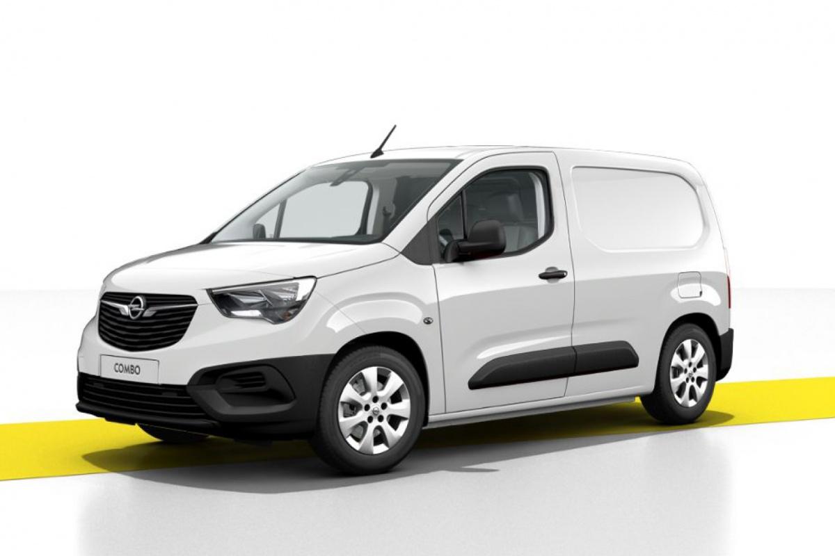 Opel - Combo Cargo