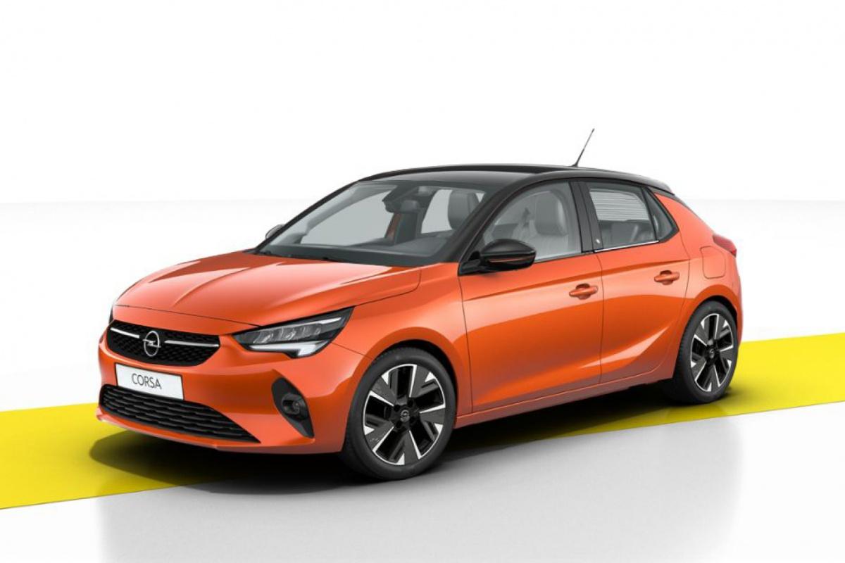 Opel - Nuova Corsa-e