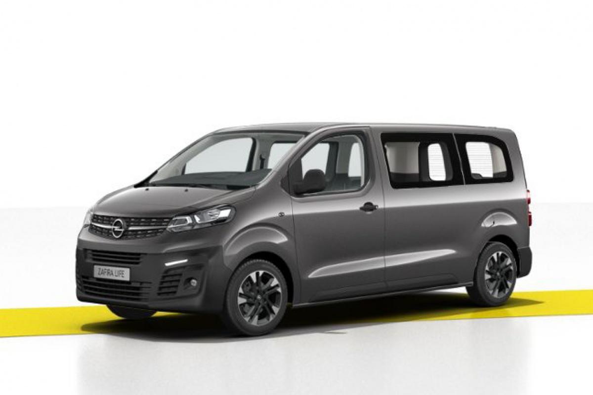 Opel - Zafira Life